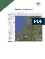 Georeferenciranje Google Earth