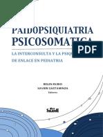 PAIDOPSIQUIATRIA PSICOSOMATICA