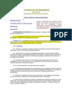 Lei 10520 - Pregão Eletrônico