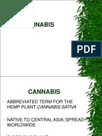 Cra 2011 Cannabis