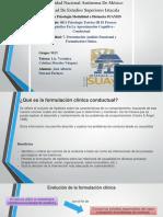 Pascual_7. Presentación Análisis Funcional y Formulación Clínica.