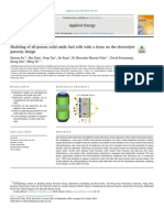 Modeling of All-porous Solid Oxide Fuel Cells With a Focus on the Electrolyte