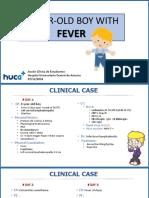 Kawasaki Disease Case report