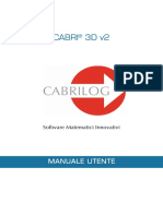 User Manual It Cabri 3d