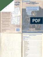 Curse of the Azure Bonds - Cluebook - PC