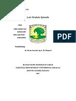 CRS - Lesi Medula Spinalis