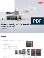 1. ABB Breakers Study Sharing 180911