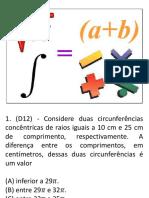AULÃO SAEPE 9ANO