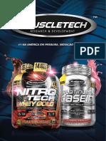 Catalogo - Muscletech