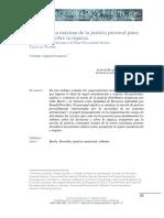 Fatauros - La Tolerancia Maxima de La Justicia Procesal Pura. Version Publicada