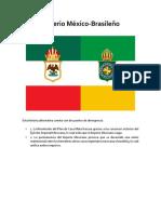 Imperio México - Brasil
