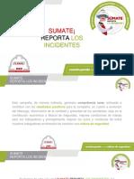 PPT Sumate Reporta Los Incidentes