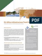 Eu Africa Infrastructure Trust Fund 2017 En