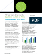 Deloitte_Africa From the Inside Risk Africa Jan2017