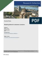 Modeling Dielectric Elastomer Actuators
