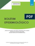 Boletim Epidemiológico HDT-UFT