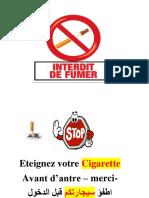 Eteignez Votre Cigarette