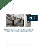 Informativo Técnico Accesibilidad Ds50