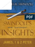 Insights on James, 1 & 2 Peter by Charles Swindoll, Excerpt