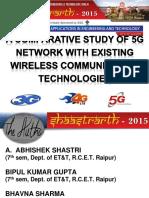 Study of 5G