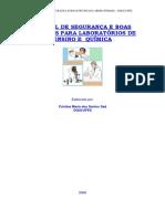 MANUAL DE SEGURANÇA E BOAS PRÁTICAS PARA LABORATÓRIOS DE ENSINO E  QUÍMICA (material bom).pdf