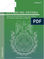La Crisi Del Sistema - Volume II