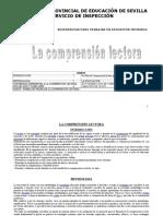 COMUNICACION LINGUISTICA - CUADERNILLO 3 - LA COMPRENSION LECTORA.doc