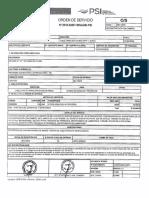 Orden 2851 Fallaque