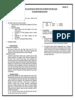 PTA Syllabus for Amateur Radio License test