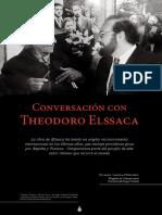 Conversación Con Theodoro Elssaca