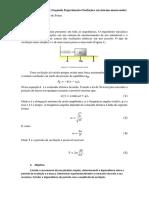 2 Experimento-Oscilaes Harmnicas Simples Em Sistema Massa-mola