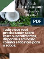 eBook Oleo de Coco e Oregano