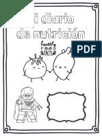MI DIARIO de NUTRICIÓN -
