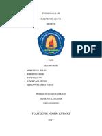 makalah elektronika daya ( mosvet )