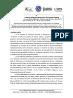 III Jornadas de Formación Docente en Educación Intercultural Bilingüe