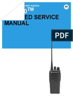DEP450 Detailed LACR Service Manual