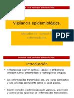 Vigilancia Epidemiológica, Metodo de Xcontrol de Enfermedadses(1)