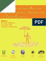 hacia la evaluacion de practicas de adaptacion ante la variabilidad y el cambio climatico