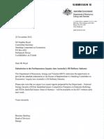 Http Www.aphref.aph.Gov.au House Committee Economics Oilrefineries Subs Sub18 Ret