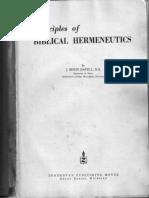 0 Principles of Biblical Hermeneutics - J Edwin Hartill-2.pdf