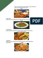 Comidas Tipicas de Todo Guatemal