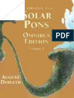 Solar Pons Omnibus Volumes 1 2
