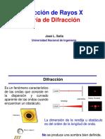 DRX-Teoria de Difraccion 3 Cap3 2017