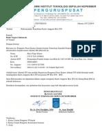 Surat Rekomendasi KTA