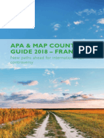 APA MAP Guide France