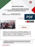 Ppt Del Balance 14914 Acompaña Pedagógico