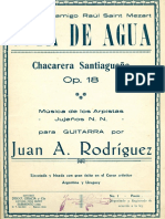 Silva Gemidos Ao Luar (Novembro-Dezembro 1929)