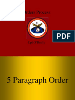 5 Paragraph Order