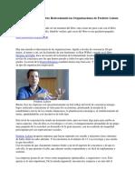 Laloux Comentario Libro Reinventando las Organizaciones de Frederic Laloux gbunster