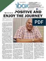 Motibhai Group Newsletter January 2019 Issue